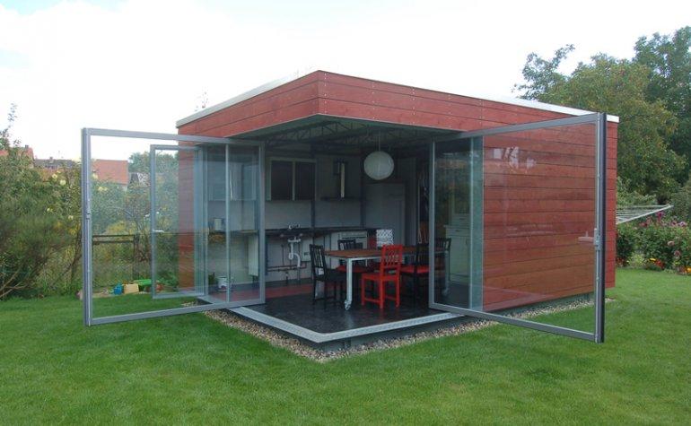 Gartenhaus Aus Stahl Und Glas | My blog